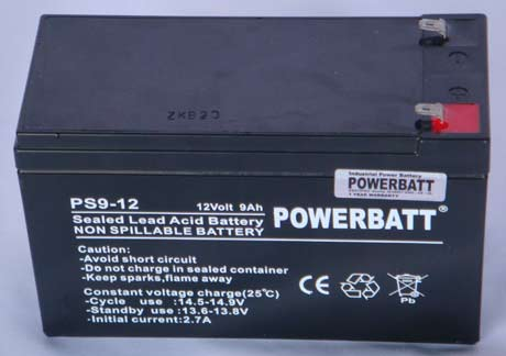 sealed lead acid 12 battery vrla
