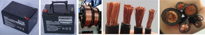 flexible cable welding cable